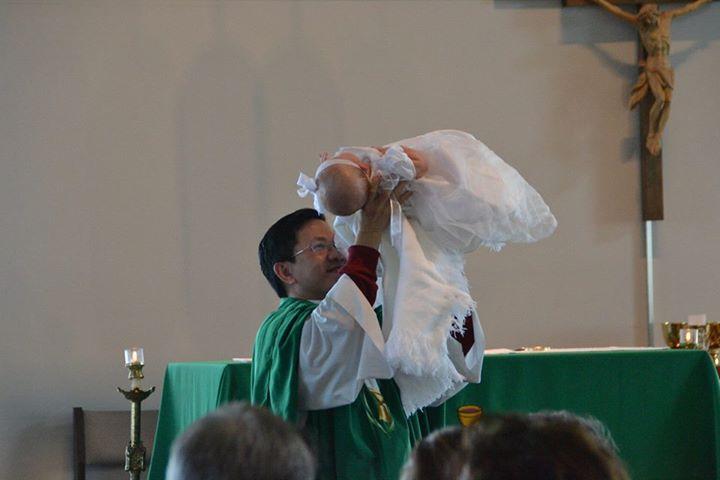 Sacraments St John Xxiii Church